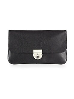 Longchamp - Veau Foulonne Travel Wallet