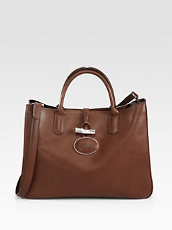 Longchamp - Roseau Heritage Medium Tote