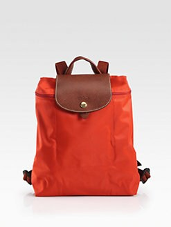 Longchamp - Le Plaige Nylon Backpack