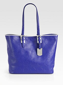 Longchamp - LM Cuir Shoulder Tote