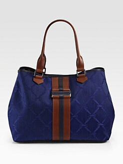 Longchamp - LM Jacquard Tote