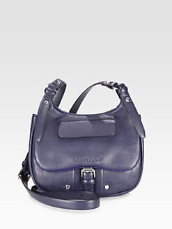 Longchamp - Balzane Small Flap Crossbody Bag