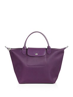 Longchamp - Planetes Double Handbag
