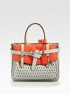 Reed Krakoff - Perforated Boxer Tote