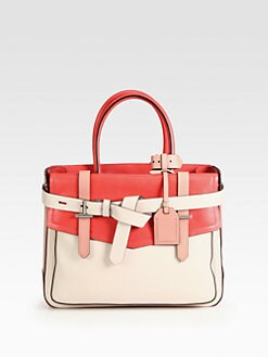 Reed Krakoff - Boxer Colorblock Leather Tote