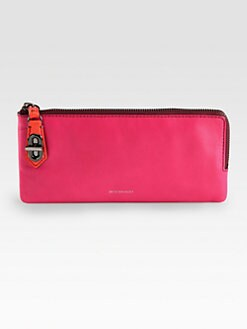 Reed Krakoff - Turnlock Zip-Around Wallet