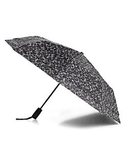 Saks Fifth Avenue Collection - Logo Umbrella