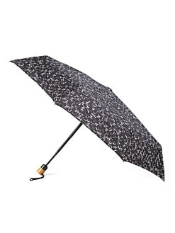 Saks Fifth Avenue Collection - Mini DNA Auto Umbrella