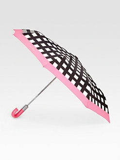Kate Spade New York - Pop Art Check Umbrella