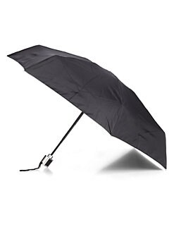 Saks Fifth Avenue Collection - Fold Flat Umbrella