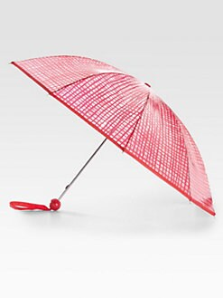 Marc by Marc Jacobs - Check Umbrella