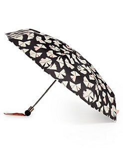 Marc by Marc Jacobs - Pinwheel Flower Print Folding Umbrella