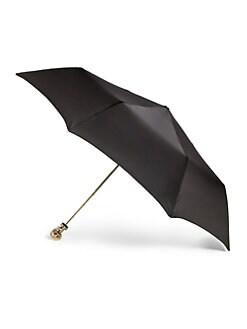 Alexander McQueen - Skull-Embellished Umbrella