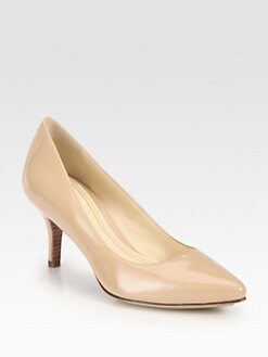 Cole Haan - Chelsea Patent Leather Pumps