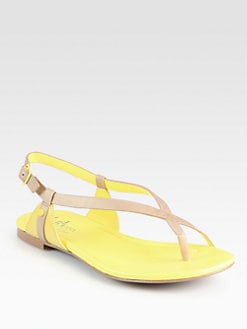 Cole Haan - Inwood Leather Thong Sandals