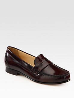 Cole Haan - Monroe Leather Loafers