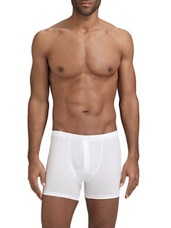 Hanro - Long-Leg Boxer Briefs