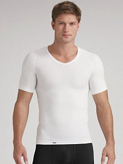 Equmen - Precision V-Neck Undershirt