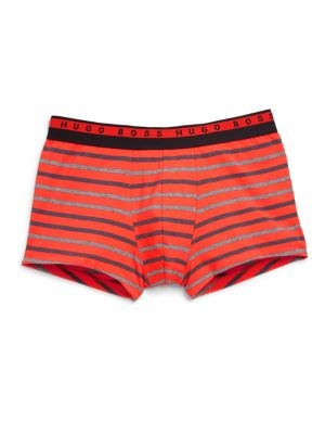 BOSS Striped Boxer Briefs