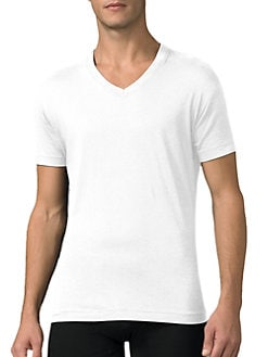 2XIST - Pima V-Neck Tee