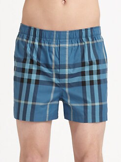 Burberry - Pale Petrol Boxers