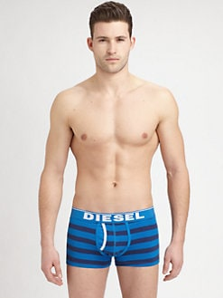 Diesel - Divine Striped Boxer Briefs