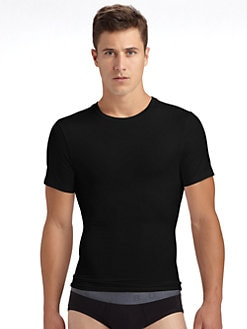 Spanx - Cotton Compression Tee/Crewneck