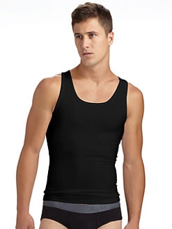 Spanx - Cotton Compression Tank