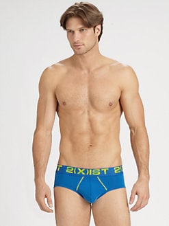 2XIST - Contour Pouch Brief