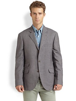 Brunello Cucinelli - Traditional Notch Lapel Jacket