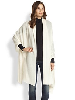 White + Warren - Cashmere Travel Wrap
