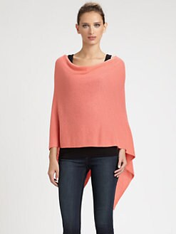 Minnie Rose - Cashmere Ruana