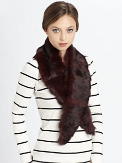 Burberry - Rabbit Fur Stole
