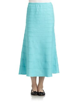 BLUE Saks Fifth Avenue - Tiered Skirt