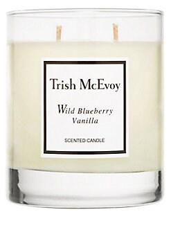 Trish McEvoy - Wild Blueberry Vanilla Scented Candle/7 oz.