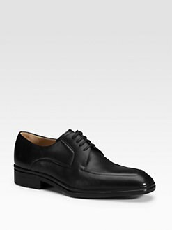Bally - Leather Derby Shoes