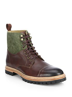 Cole Haan - Judson Cap Toe Boots