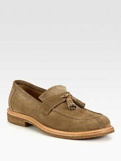 Brunello Cucinelli - Suede Moccasin