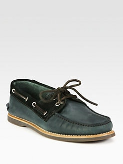 Brunello Cucinelli - Boat Shoe