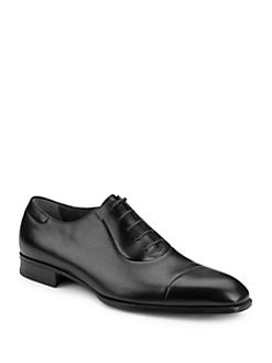 A. Testoni - Captoe Lace-Ups