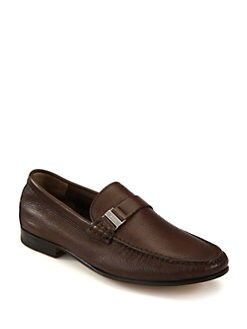 Bally - Leather Loafers