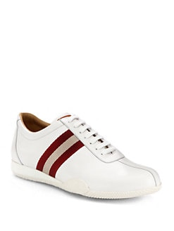 Bally - Calf Low Lace-Up Sneaker