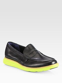 Cole Haan - Lunar Grand Penny Loafers