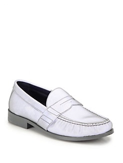 Cole Haan - Reflective Air Monroe Penny Loafers