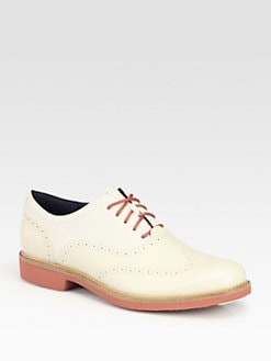Cole Haan - Great Jones Wingtip Lace-Ups