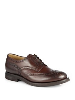 Brunello Cucinelli - Leather Wingtips