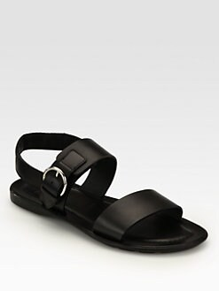 Bally - Brioso Closed-Back Sandals