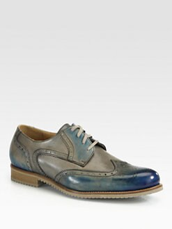 Harrys Of London - Cosby 2 Wingtip Lace-Ups