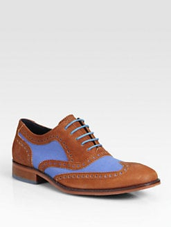 Cole Haan - Air Colton Wingtip Oxfords