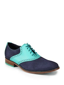 Cole Haan - Colton Saddle Shoes